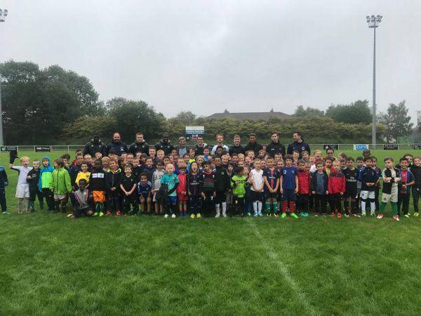 école de foot 2018-2019