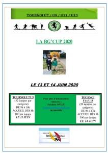 Affiche 13 et 14 juin 2020